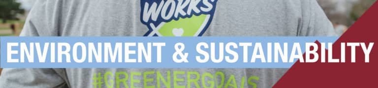 Community Pillars   Environment & Sustainability -