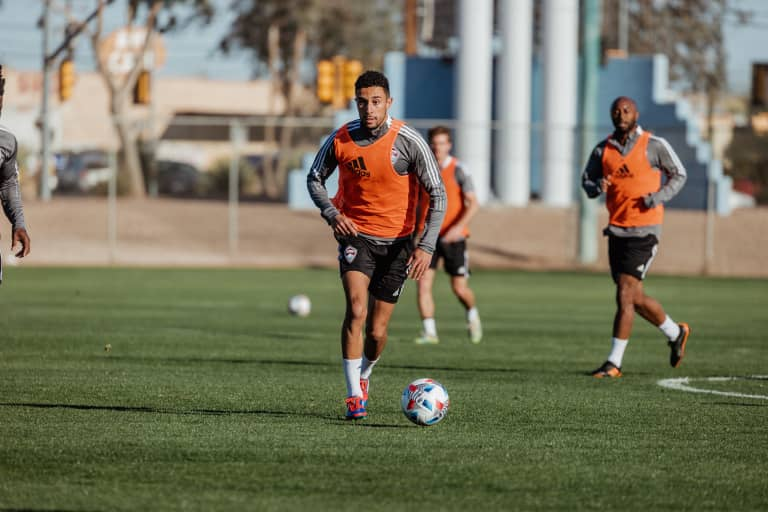 Take an Inside Look at a Day in the Life at Rapids' Preseason -