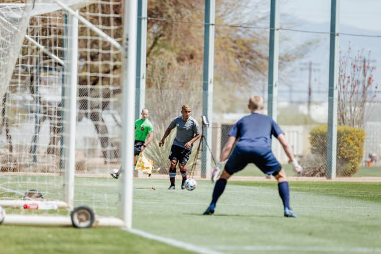 Play by Play: Rapids Earn Victories Over FC Tucson, LA Galaxy II -