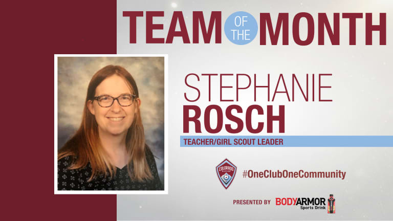 Community Team of the Month Presented by BODYARMOR | July 2020 -