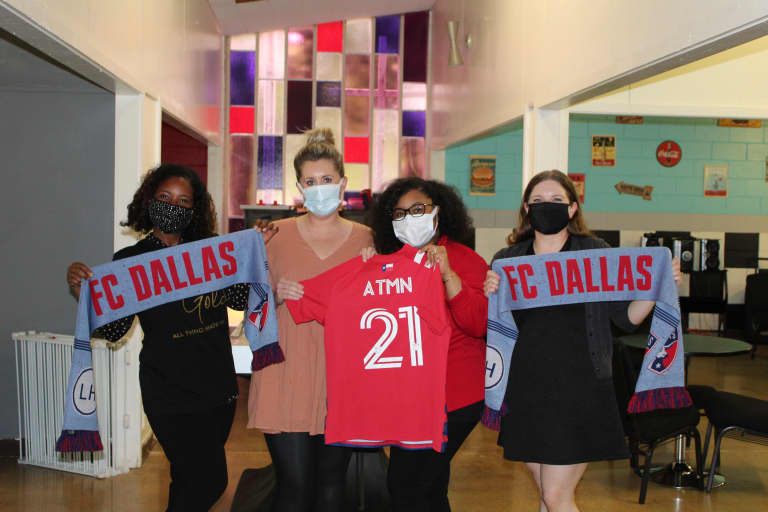 The FC Dallas Foundation and CornerStone Staffing Announce 2021 Community Action Grantees -