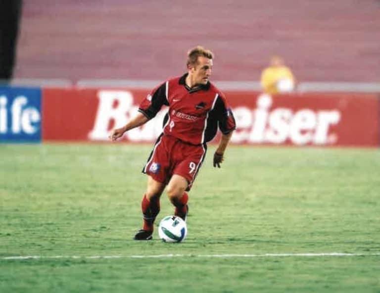 April 14, 1996: The Dallas Burn and Jason Kreis Make Their MLS Debuts   Part 2 -
