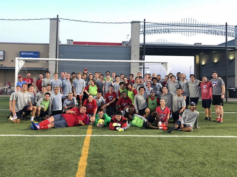 Chip Dutchik's Involvement with Special Olympics Leads to 2019 MLS Community MVP Finalist Position  -