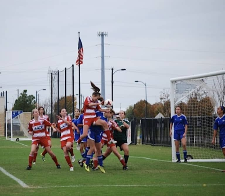 ECNL: After 11 Years with FC Dallas, Addison McCain Headed to Next Chapter at Texas A&M -