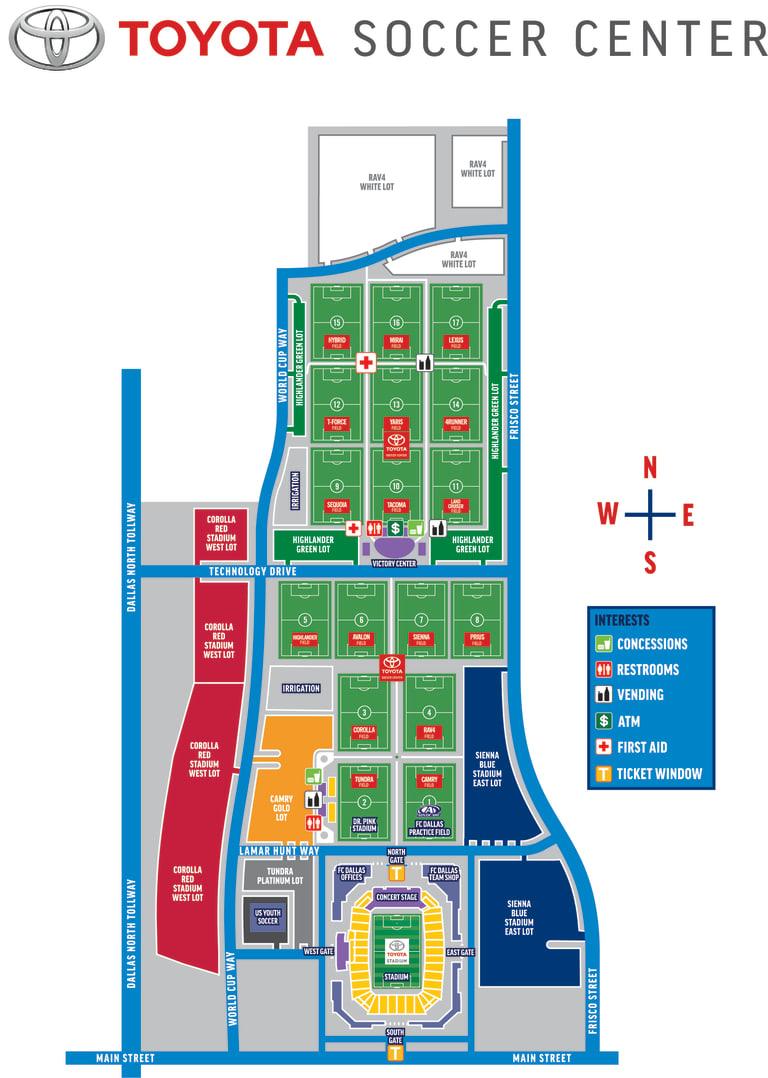 Toyota Soccer Center -
