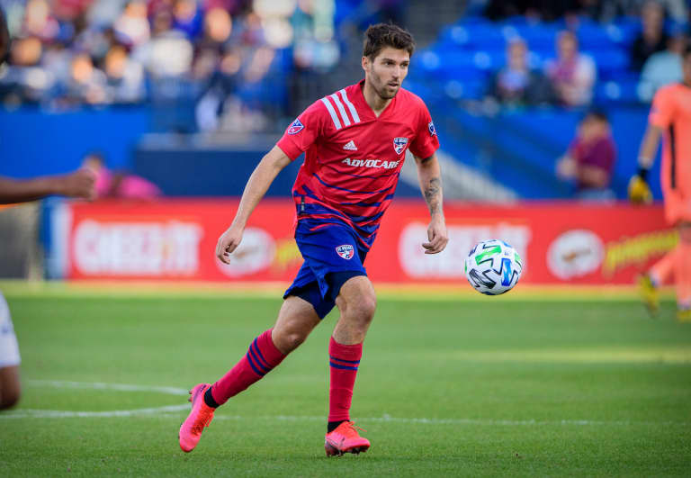 If MLS was Decided by a 5-A-Side Competition, Which FC Dallas Players Would You Pick? -