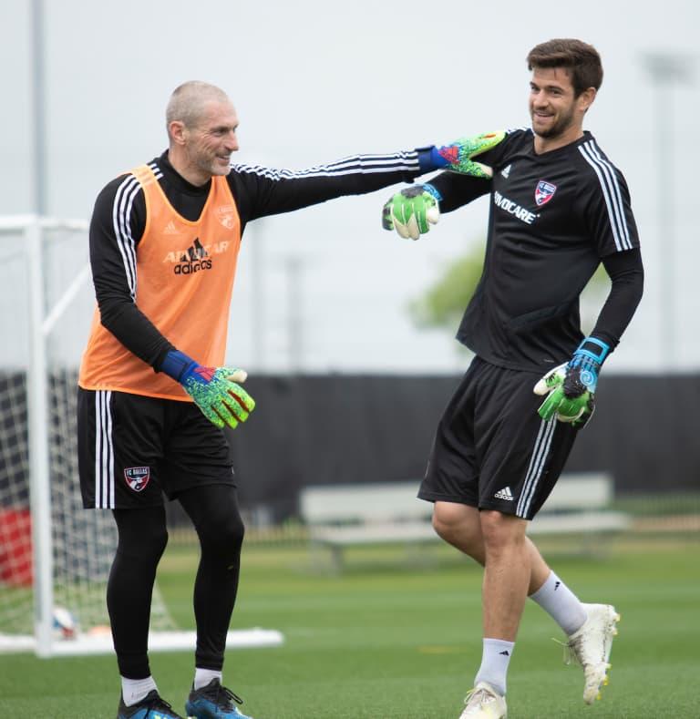 Through the Eyes of Drew Keeshan During MLS Suspension -