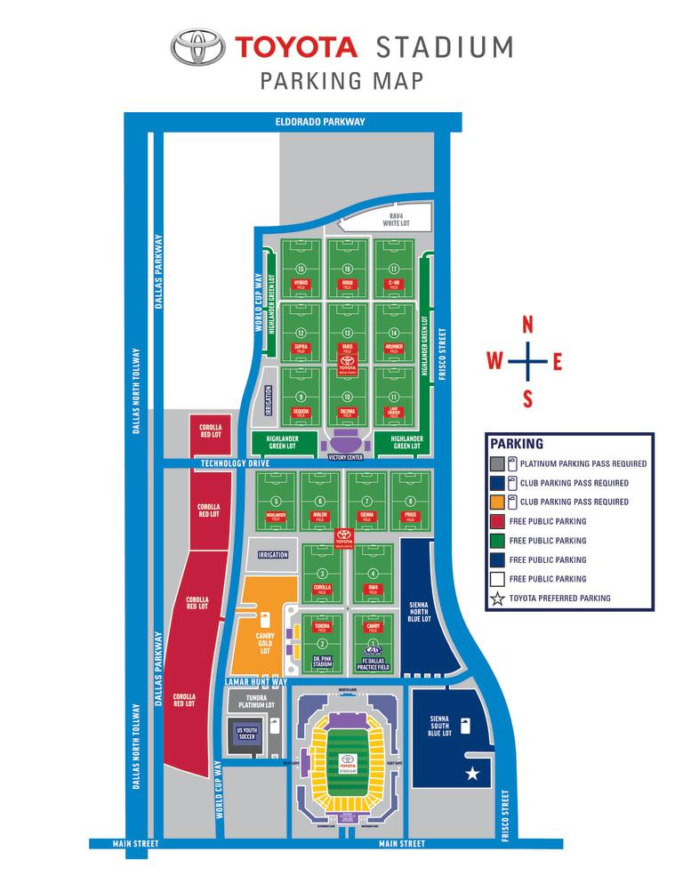 Matchday Guide: FC Dallas vs LAFC presented by Toyota -