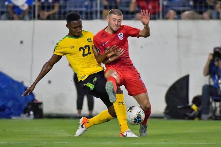 Paul Arriola 2019 Gold Cup review  -