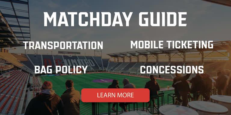 Match Center | D.C. United vs. Orlando City -