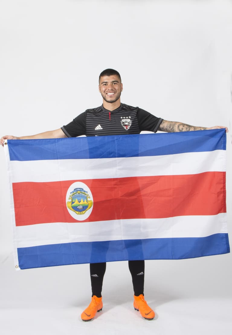 Ulises Segura called up to Costa Rican National Team -