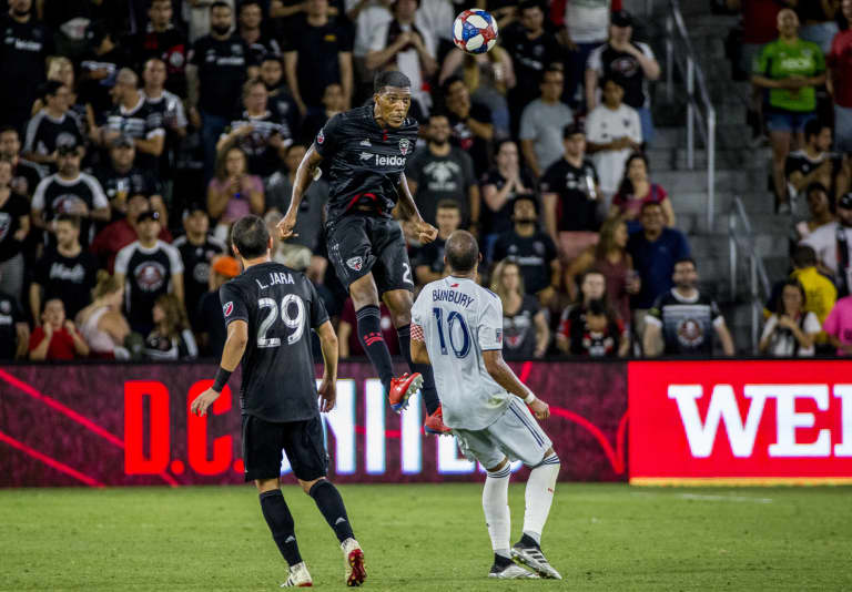 Donovan Pines Continues to Impress and Improve as a 21-Year-Old Defender -