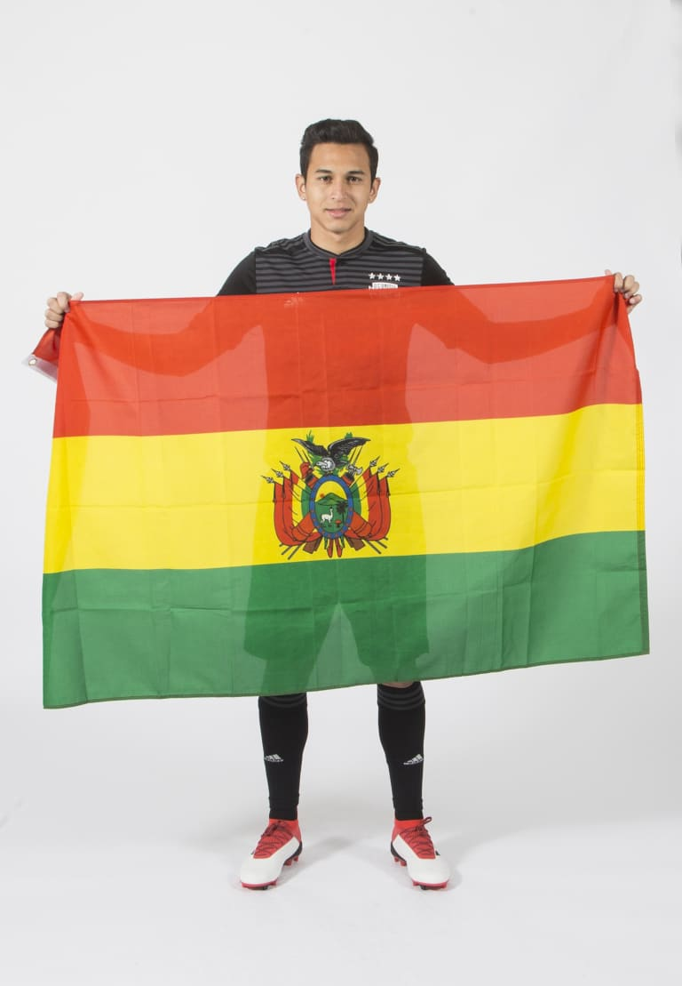 Bruno Miranda called up to Bolivian National Team -