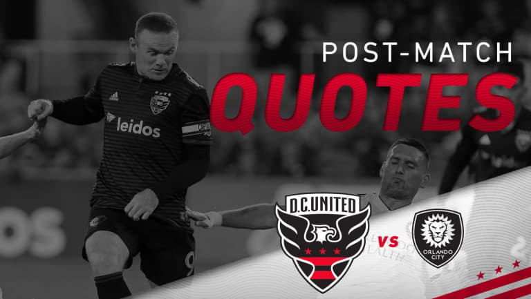 Post Match Quotes | #DCvORL -