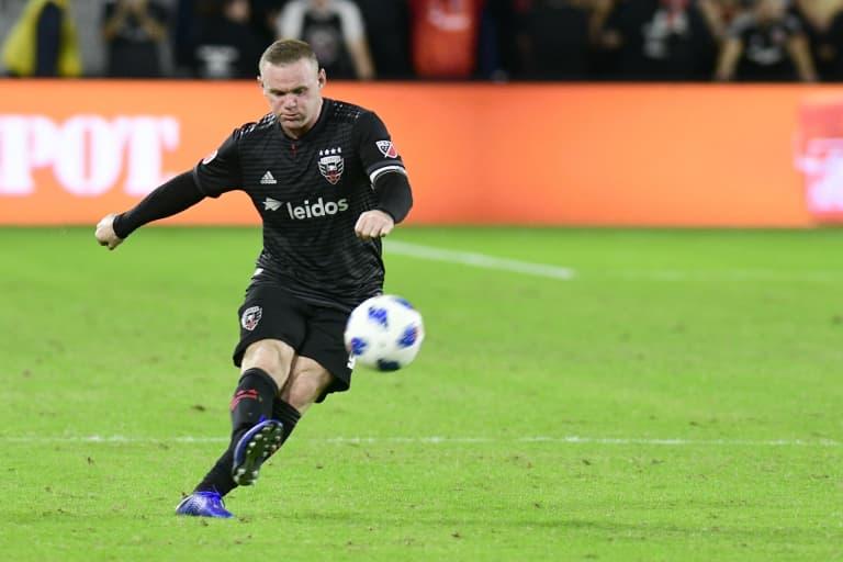 Rooney named United's 2018 MVP, Golden Boot winner -