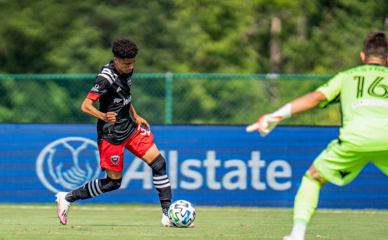 RECAP | D.C. United draw with Toronto FC in first match of MLS is Back Tournament -