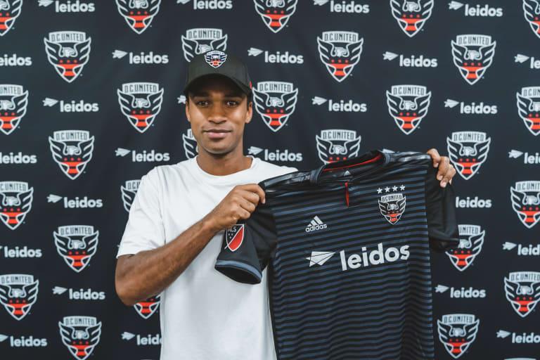 D.C. United acquire Norwegian International Ola Kamara -