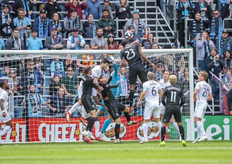 RECAP | United fall in Minnesota, 1-0 -