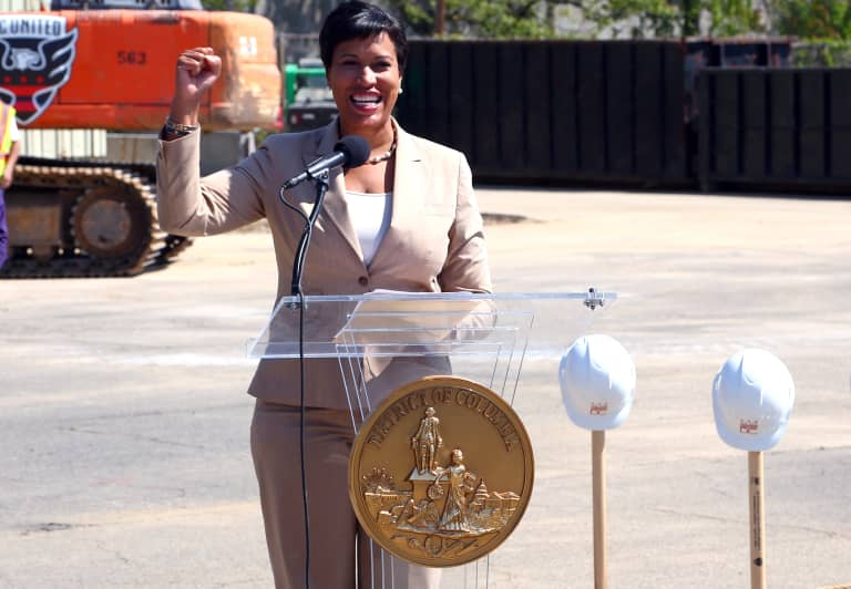 D.C. United one step closer to Buzzard Point groundbreaking -