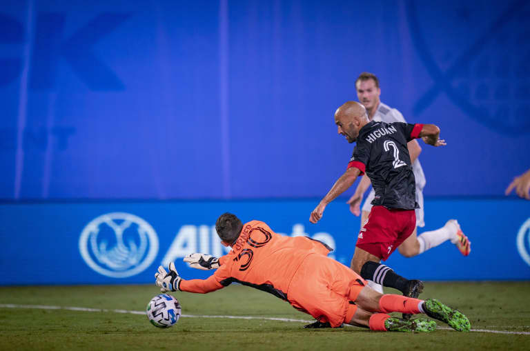 RECAP | D.C. United draw against New England in second match of MLS is Back Tournament -