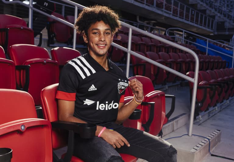 D.C. United Sign Academy Product Jacob Greene as 15th Homegrown Player in Club History -