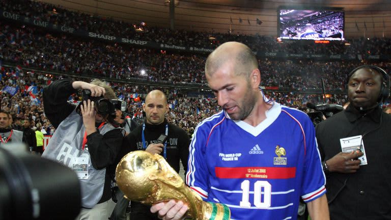 Five-a-Side: Brillant's French Team -
