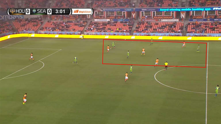 Educated Eddie: How pressing high and shrinking the field leads to scoring chances -