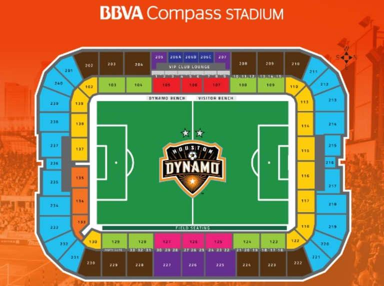 Dynamo announce 2013 season ticket pricing -