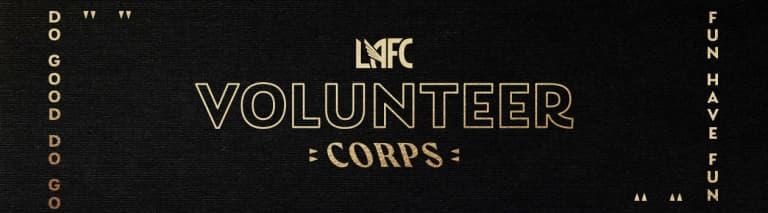 LAFC Volunteer Corps - Volunteer