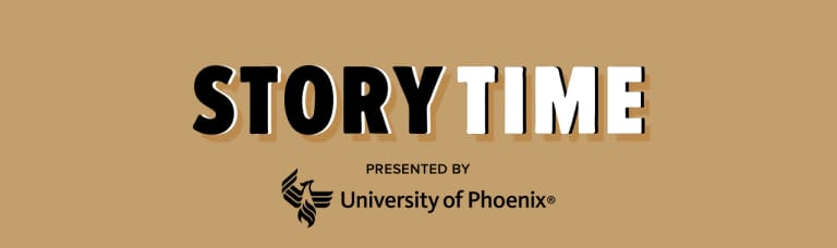 Story Time Presented By University Of Phoenix -