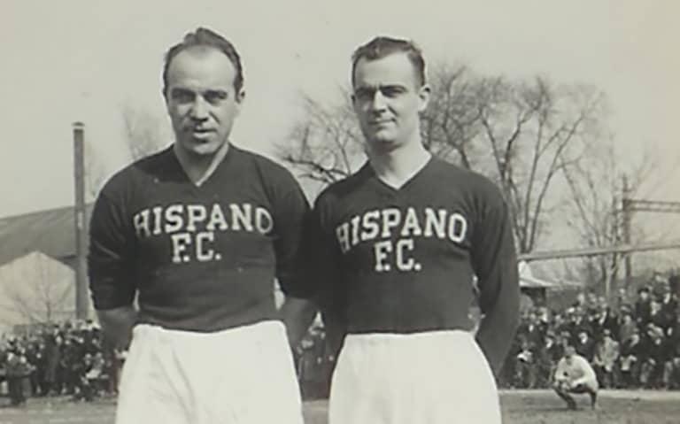 Billy Gonsalves Hispano