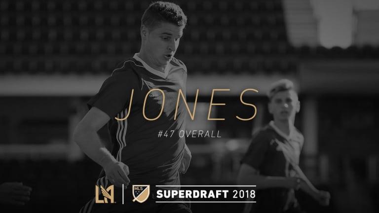 2018 MLS SuperDraft Central -