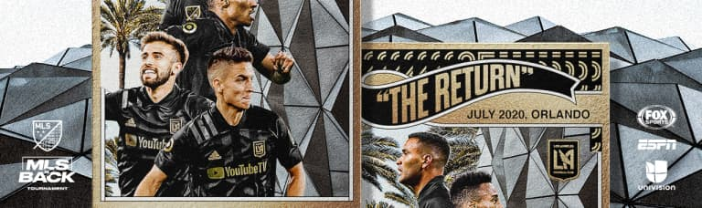 MLS Is Back | Return With LAFC -