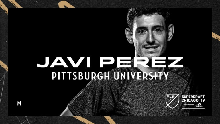LAFC Selects Javi Perez & Kevin Mendoza On Second Day Of 2019 MLS SuperDraft -