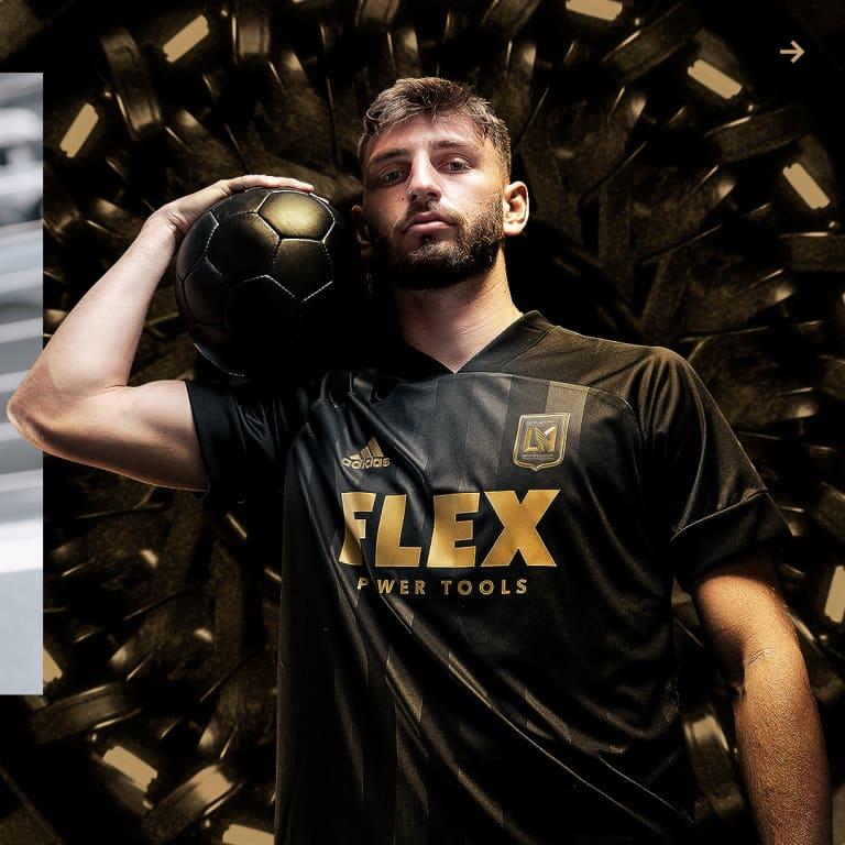 LAFC Announces FLEX Power Tools As Official Jersey Sponsor -