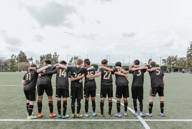 LAFC Academy Secures Spot In Generation adidas Cup Finals -