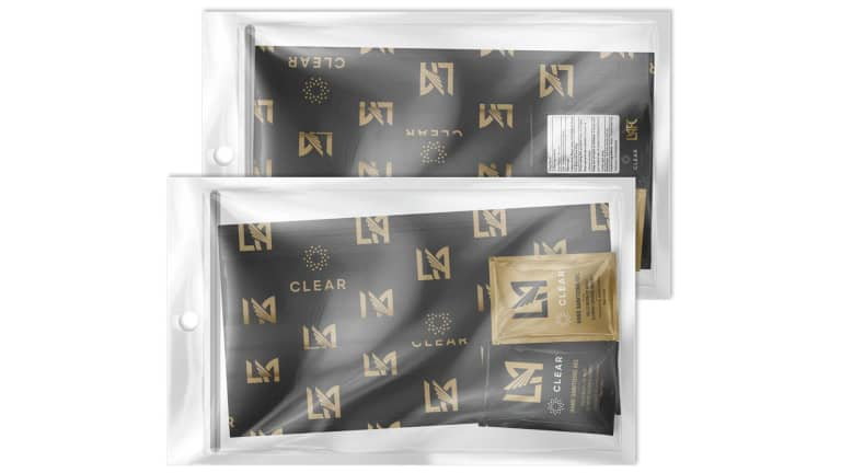 LAFC Partners With Clear To Provide Free Co-Branded Masks To All Banc Of California Stadium Guests  -