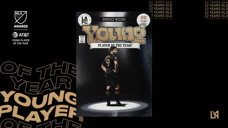 Diego Rossi Wins 2020 MLS Young Player Of The Year HALF 201116 IMG