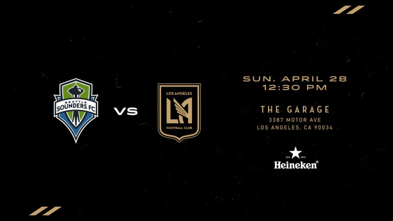 Preview   LAFC at Seattle Sounders 4/28/19 -