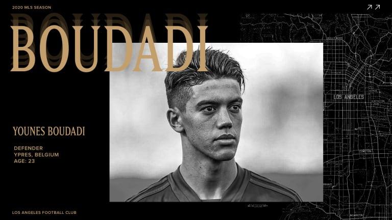 2020 MLS SuperDraft Central - Boudadi