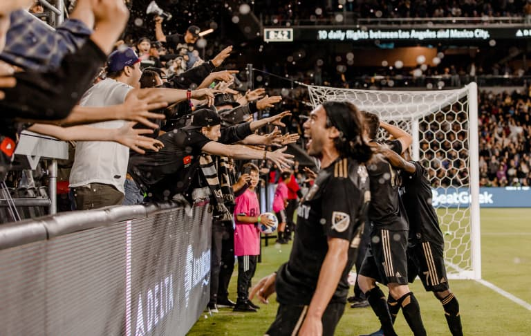 LAFC Earns Multiple Award Honors After Historic First Season -