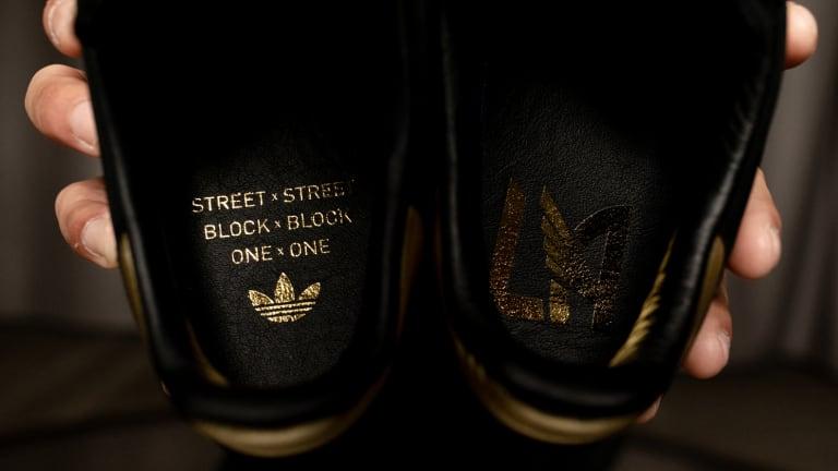 LAFC & Adidas Originals Reveal Two Limited Edition Black & Gold Sambas -