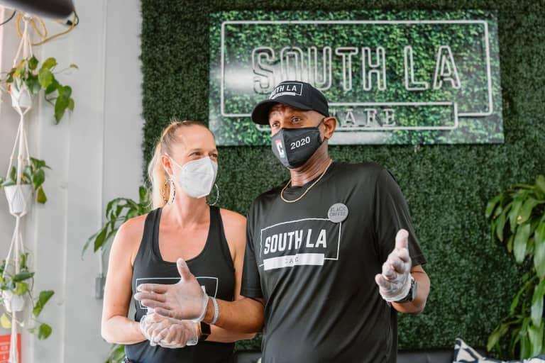 More Than A South LA Café, A South LA Community -