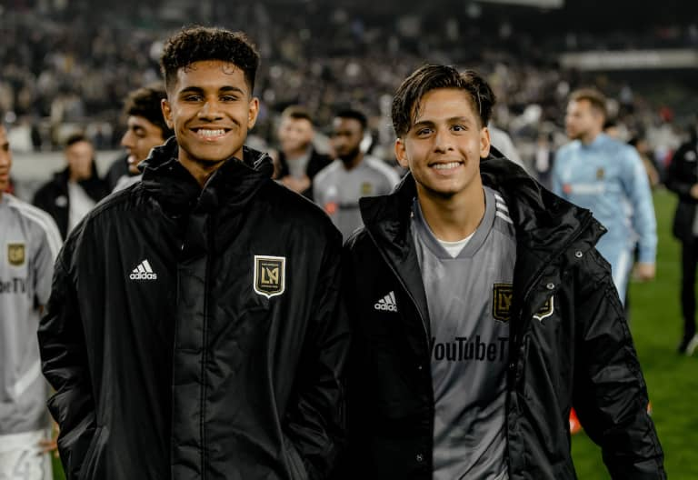 Academy Signings Four Years In The Making -