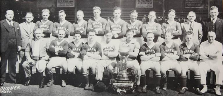 1938 Chicago Sparta