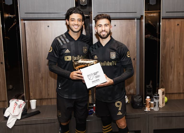 Diego Rossi's Road To The 2020 MLS Golden Boot -