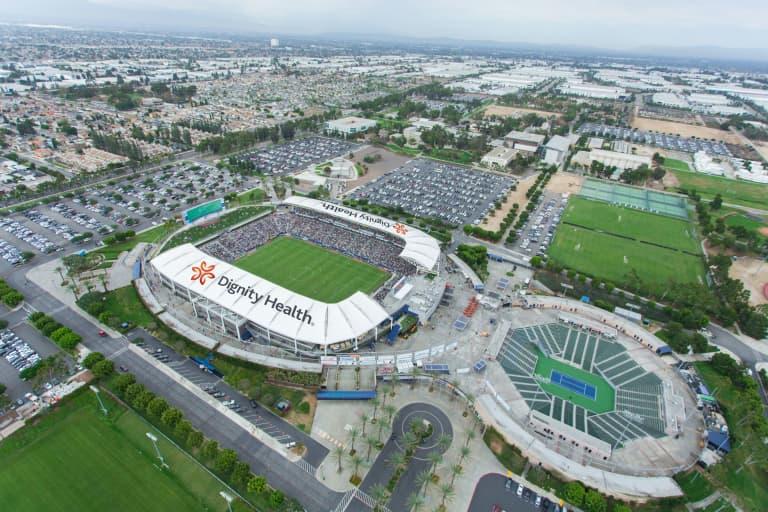 AEG announces new partnership with Dignity Health, renames LA Galaxy home stadium Dignity Health Sports Park -