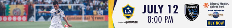 LA Galaxy to honor FIFA World Cup Winner Alex Morgan Friday during match vs. San Jose Earthquakes -