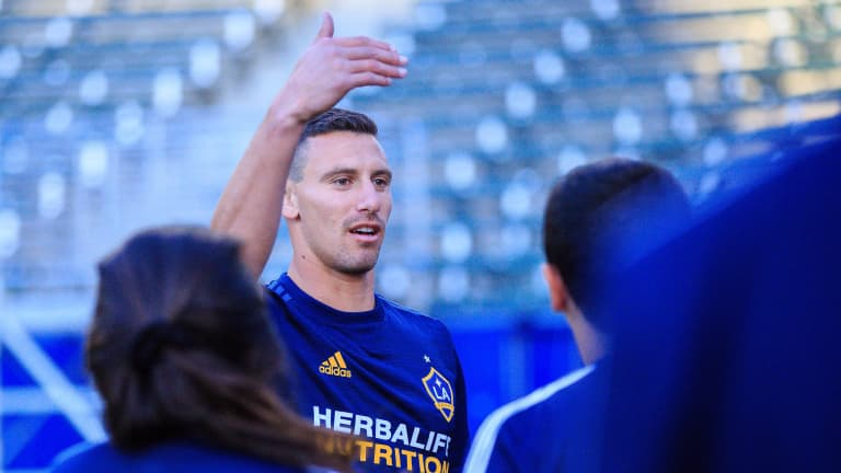 LA Galaxy announce 2018 LA Galaxy Special Olympics Unified roster -
