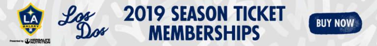 LA Galaxy II exercise 2019 contract options on five players -